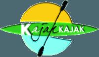 logo wypożyczalni kajaków KajakKAJAK